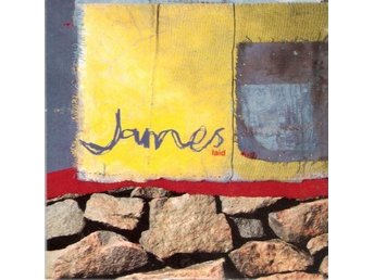 James – Laid  4 track cd single (Brian Eno)