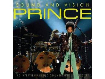 Prince - Sound And Vision (2014) 2-CD Box Set, Sound & Vision CDDVD46, New - Ekerö - Prince - Sound And Vision (2014) 2-CD Box Set, Sound & Vision CDDVD46, New - Ekerö