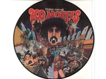 Bild LP Frank Zappa - 200 Motels