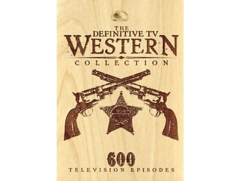 Definitive TV Western Collection (DVD)