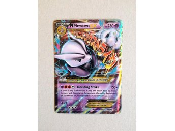 Mega MewtwoEX - 63/162 - BREAKthrough Pokemon kort - Bromma - Mega MewtwoEX - 63/162 - BREAKthrough Pokemon kort - Bromma
