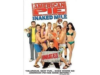 AMERICAN PIE THE NAKED MILE - DVD