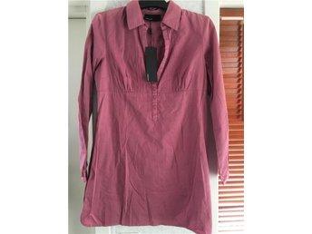 NY! Vero Moda, söt tunika med sydda veck, rosa, strl L - Grästorp - NY! Vero Moda, söt tunika med sydda veck, rosa, strl L - Grästorp