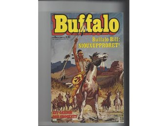 Buffalo 9 st nr 8-16 1977 skick vg-fn - Karlstad - Buffalo 9 st nr 8-16 1977 skick vg-fn - Karlstad