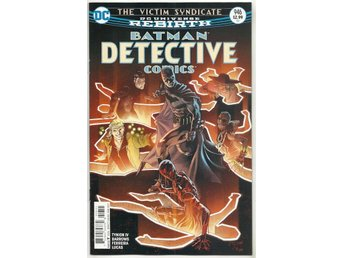 Detective Comics # 946 NM Ny Import