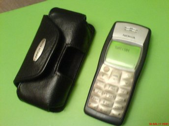 NOKIA 1100 MADE IN FINLAND
