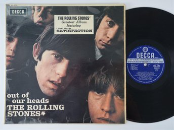 Rolling Stones - Out for our heads RARE 1965!