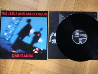 Lp Jesus and Mary Chain - Darklands UK Org