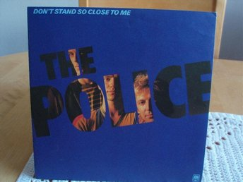 The Police Don´t stand so close to me Postercover