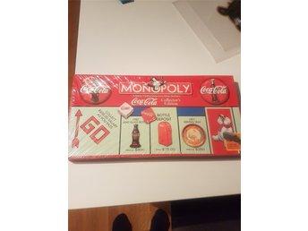 Coca cola monopolspel. - Kävlinge - Coca cola monopolspel. - Kävlinge