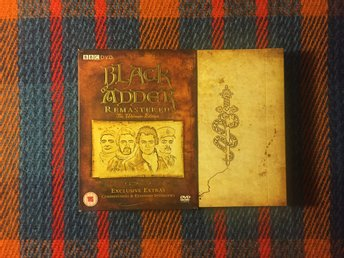 BLACK ADDER the Ultimate Edition - DVD 2009 Svarte orm Mr Bean Rowan Atkinson