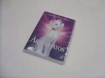 Disney Aristocats DVD PAL Region 2 Engelsk Portugal utgåva Ny! New! - överkalix - Disney Aristocats DVD PAL Region 2 Engelsk Portugal utgåva Ny! New! - överkalix