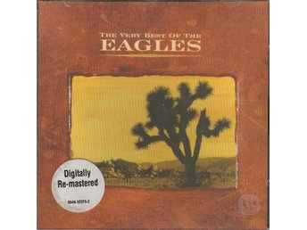 EAGLES-The Very Best Of-Cd 1994-Digitally Remastered-Hotel California! - Västerås - EAGLES-The Very Best Of-Cd 1994-Digitally Remastered-Hotel California! - Västerås