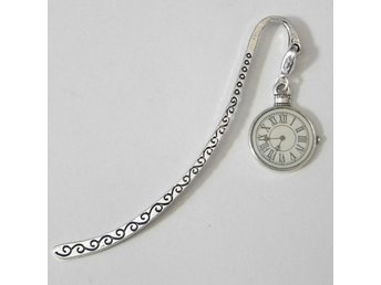 Fickur bokmärke / Pocketwatch bookmark