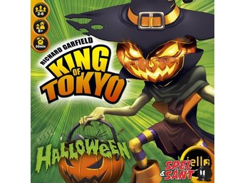 King of Tokyo Halloween Expansion (2017 Edition)