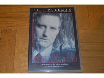 The Guilty ( Bill Pullman ) 2000 - DVD