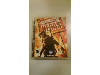 PlayStation 3   PS3   Spel     RAINBOWSIX  VEGAS