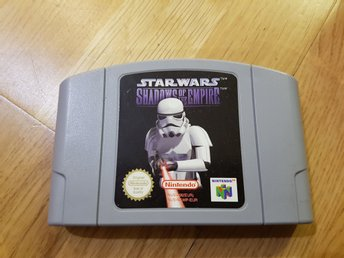Nintendo 64 / N64: Star Wars - Shadows Of The Empire.