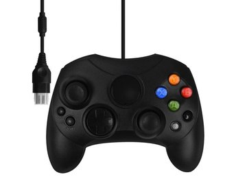 XBOX - Wired Controller (Black) (Ny)