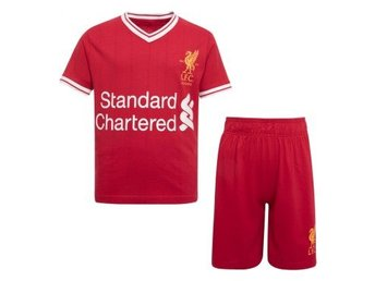 Liverpool Pyjamas 1718 Home Kit 11-12