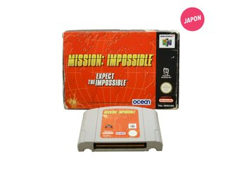 Mission: Impossible (SCN / N64)
