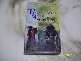 David Eddings - Sagan om Belgarion - Andra boken - Profetians tid (Pocket)