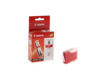 BCI-6R red ink cartridge