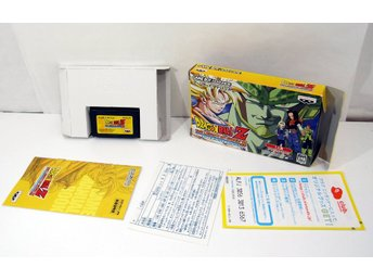Dragon Ball Z: The Legacy of Goku II till GBA gameboy advance