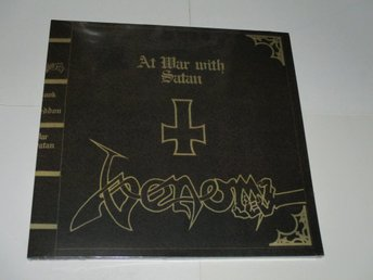 Venom (LP) - At War With Satan - Ospelad!