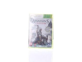 Javascript är inaktiverat. - Stockholm - Xbox - spel, Modell: Assasin's Creed 3Varan är i normalt begagnat skick. Skick: Varan säljs i befintligt skick och endast det som syns på bilderna ingår om ej annat anges. Vi värderar samtliga varor och ger dom en beskrivning av skicket.  - Stockholm