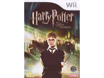 Harry Potter And The Order Of The Phoenix Nintendo Wii
