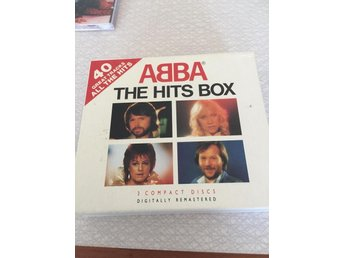 ABBA - the Hits Box 3cd