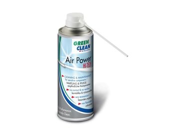 GREEN CLEAN Tryckluft 400 ml. G-2050 Air Power Hi Tech