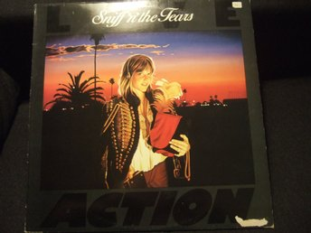 LP - SNIFF ´N´THE TEARS. Love Action. 1981
