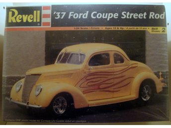 Revell ... ´37 Ford Coupe Street Rod … scala 1:24 ...