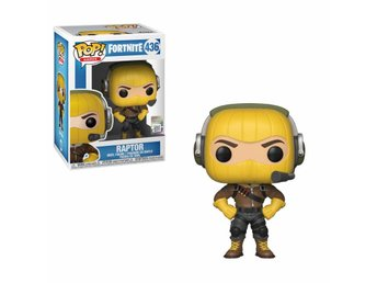Fortnite POP! Games Vinyl Figure Raptor 9 cm