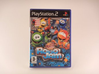Mycket bra skick  --  Robo Jam  Buzz Junior  --  Playstation 2 / Ps2  --   PAL