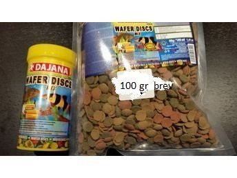 Mix Wafers  250 ml  auktion lösvikt