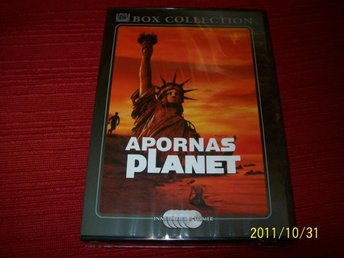 Apornas planet - Collection Box (5 disc)