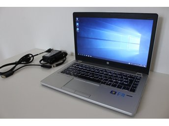 HP EliteBook 9470M - 250GB SSD / Core i5 3437U / 8GB Ram - Nyskick!
