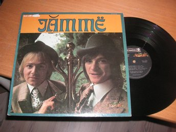 JAMME Same US LP original Dunhill 1970 Bra soft pop/psych!!