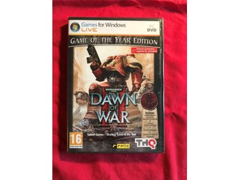 WARHAMMER 40000 DAWN OF WAR 2 PC INPLASTAD NY