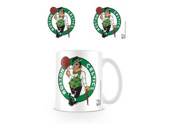 Boston Celtics Mugg Logo