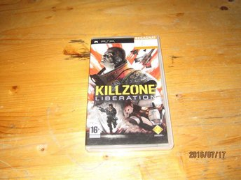 PZP KILLZONE LIBERATION SPEL 16 +