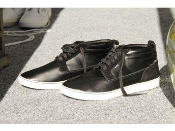 Wesc Snygga svarta skor Promenad Fritid stl 44 (28,4 cm) - Laholm - Wesc Snygga svarta skor Promenad Fritid stl 44 (28,4 cm) - Laholm