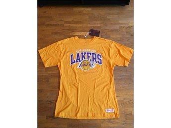 Los Angeles Lakers NBA T-Shirt Mitchell & Ness M&N Large