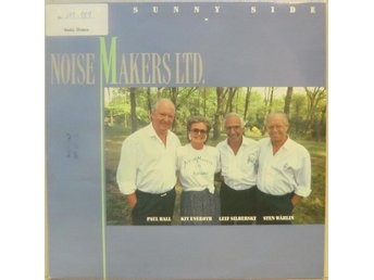 Noisemakers Ltd.-The sunny side / LP med LEIF SILBERSKY !!!