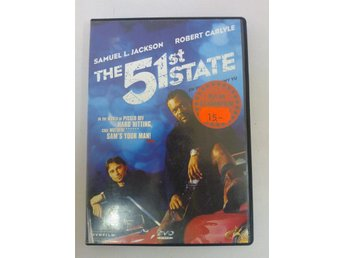 DVD - The 51st State