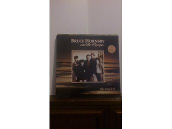 Bruce Hornsby And The Range, vinyl LP