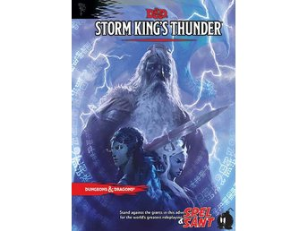 Dungeons & Dragons Storm Kings Thunder 5th Edition (Inbunden)